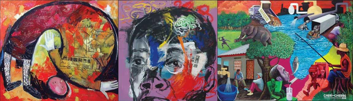 Toko Paris a aidé Terre d'artistes